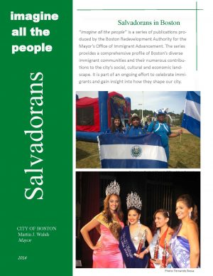 Salvadoran Demographics