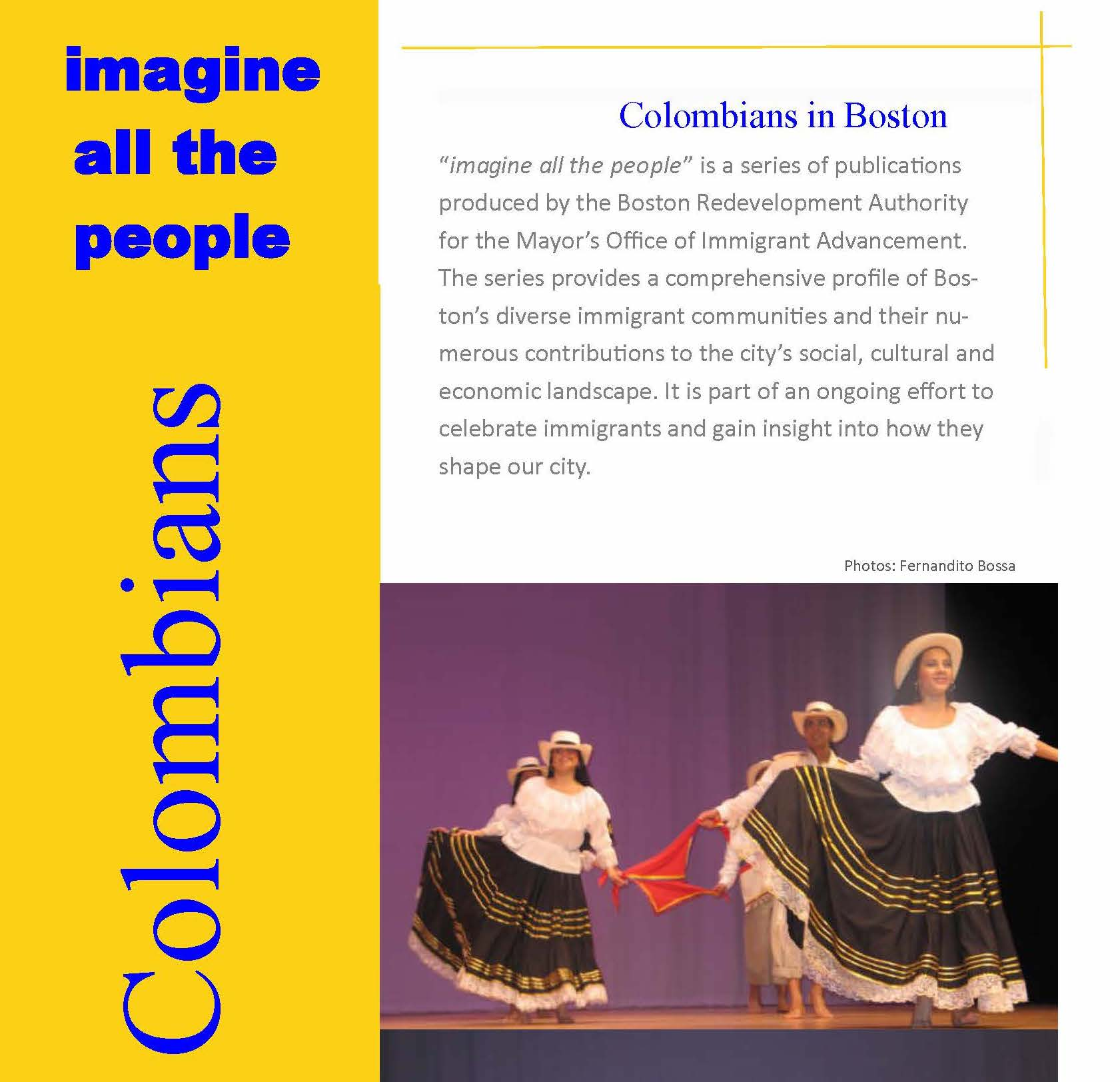 Colombian Demographics