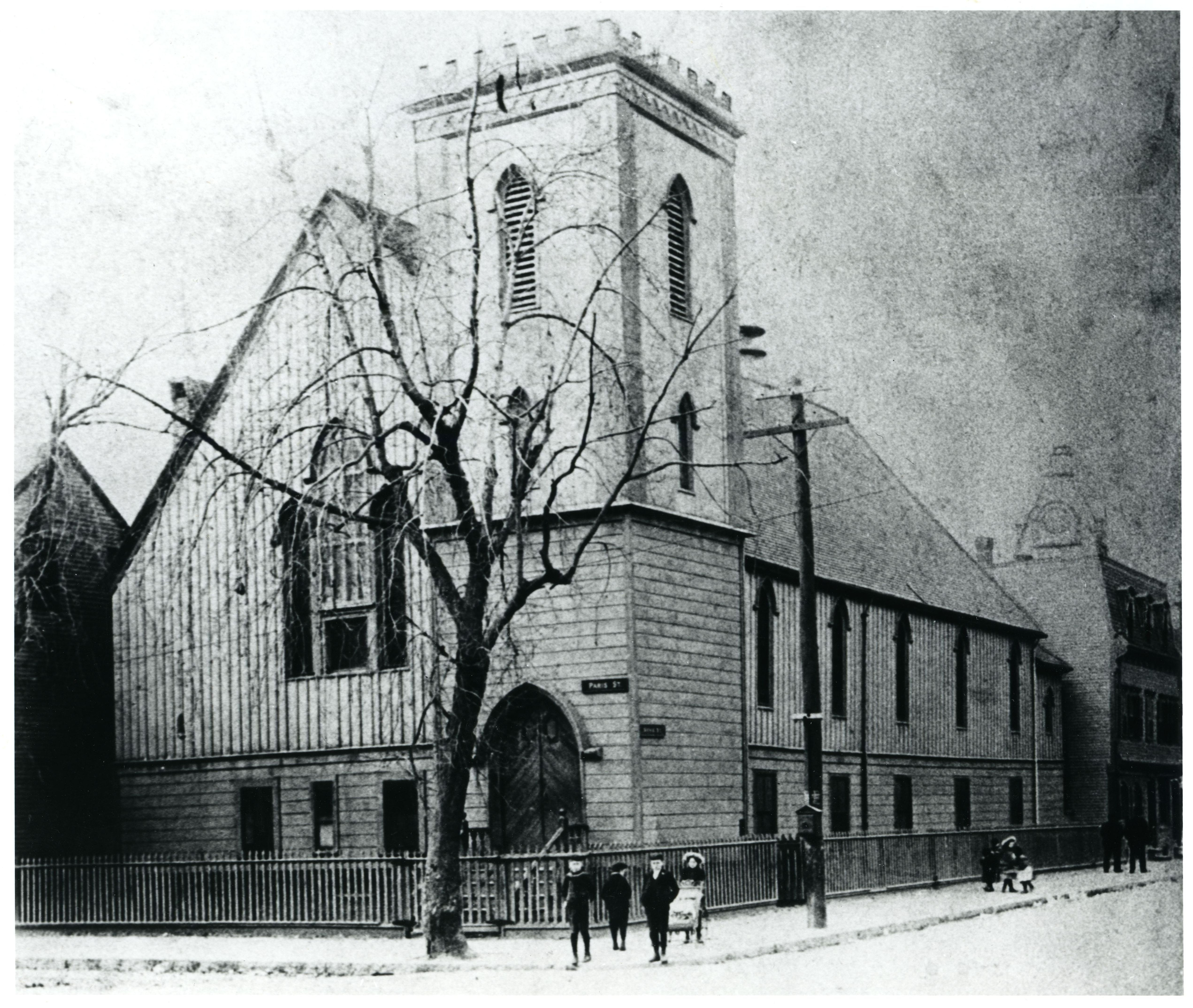 Jews in East Boston