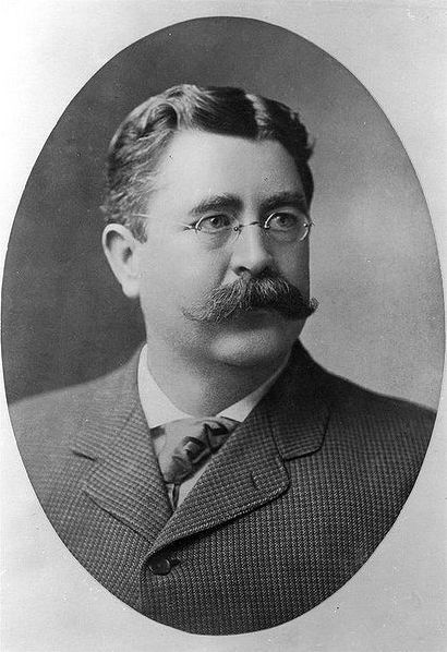 Patrick J. Kennedy (1858-1929) was an East Boston pub owner and grandfather of President John F. Kennedy.
