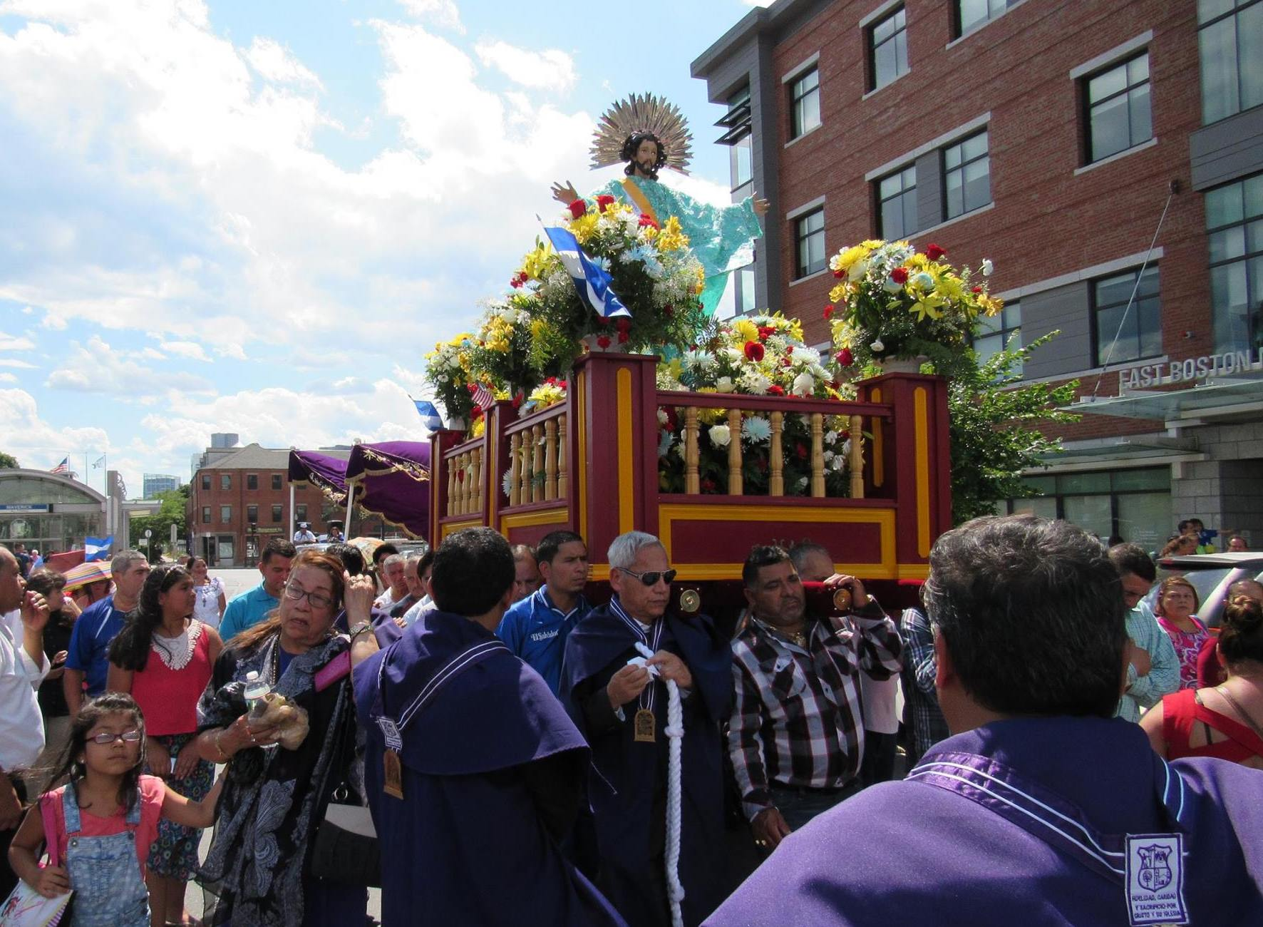 Central Americans In East Boston