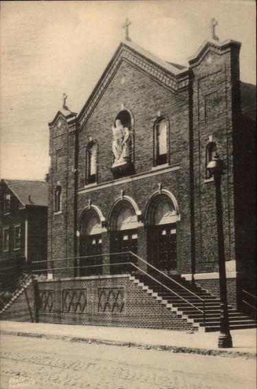 Opening its doors in 1908, Our Lady of the Assumption Church in Mill Hill served some 130 French-speaking Acadian families in Chelsea. The church closed in 2005.