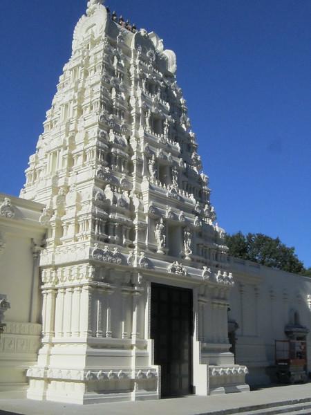 The Sri Lakshmi Temple